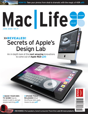 I have a review in this month's Mac|Life Magazine!