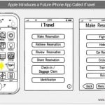 iTravel - Apple Patents Travel App