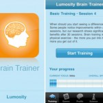 Brain Trainer App from Luminosity