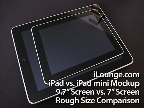 Rumor: New iPad Mini, iPod and iPhone Coming Soon