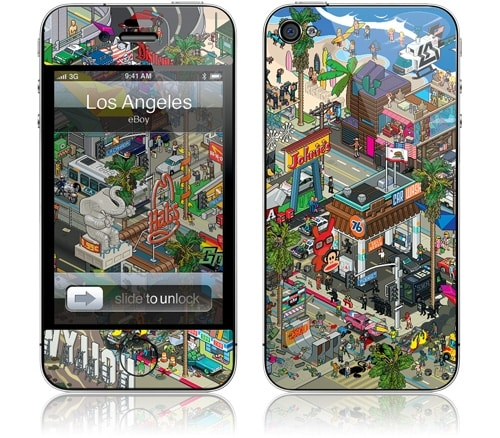 Gelaskins For The IPhone 4