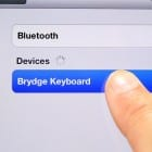 Connecting Brydge to an iPad via Bluetooth