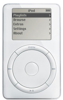 First-generation iPod