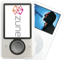 iPod Vs. Zune - Will there even be a fight?