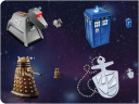 Doctor Who Icons from the Iconfactory!