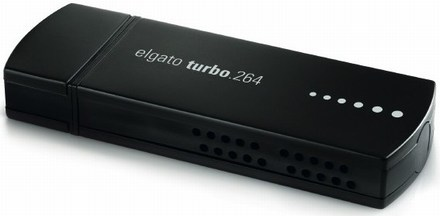 Elgato Turbo converts your video to iPod and AppleTV format in a snap