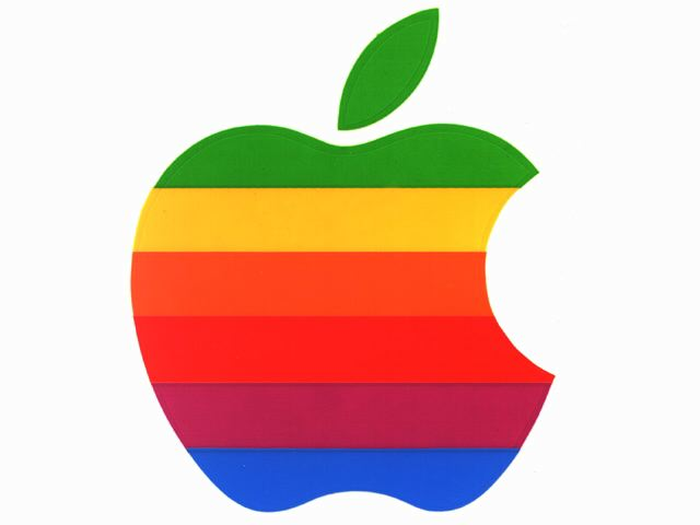 Visual History of the APPLE Logo