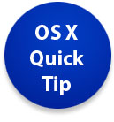OS X Quick Tip: Speed up your system by cleaning up your Desktop