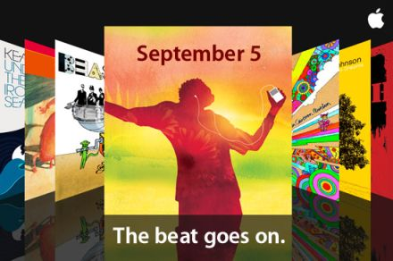 It's Official - Apple Special Event on Sept. 5th