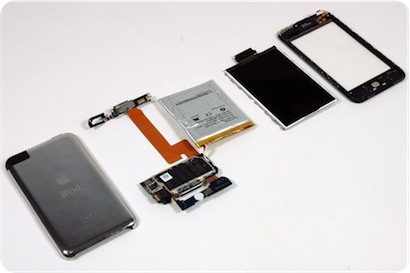 iPod Touch Dissected