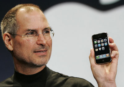 Steve Jobs is the 56th wealthiest person in America