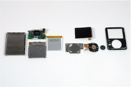 Inside the iPod Classic and iPod Nano
