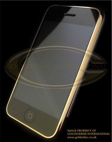 You Knew it was Coming...The Golden iPhone