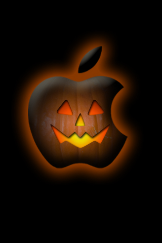 Guest Post: 5 Great iPhone Wallpapers - including Leopard and Halloween Themes