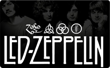 "Apple announces ""The Complete Led Zeppelin"" iTunes exclusive plus contest"