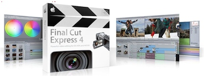 Apple Releases Final Cut Express 4 for $199
