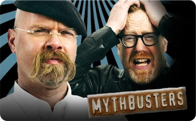 Free in iTunes – Mythbusters Full Episode