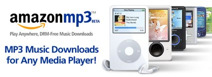 Warners announces DRM free MP3s…only from Amazon