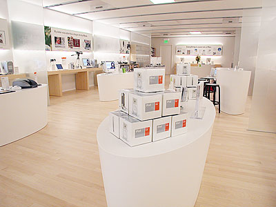 Apple to open 40 new stores in 2008