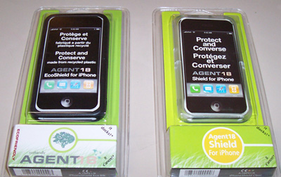 Review - iPhone Shield and EcoShield iPhone Cases from Agent 18