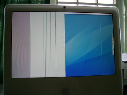 iMac LCD problems continue to grow