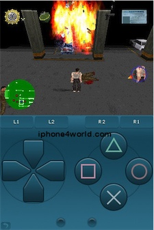 iPhone Playstation Emulator Released