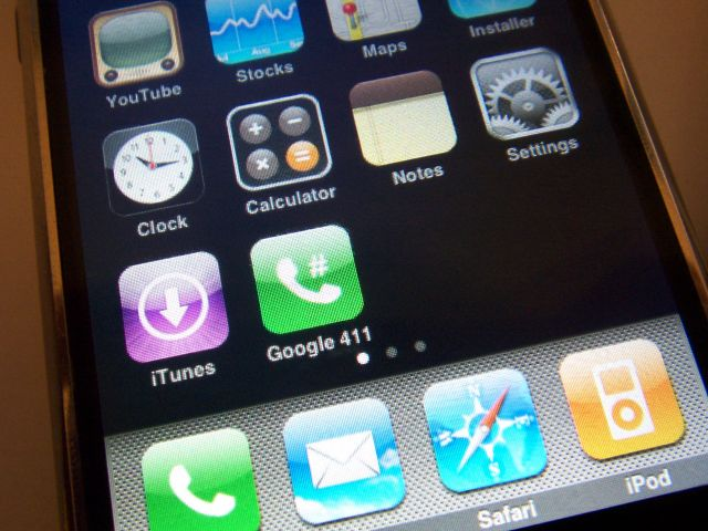 "How To: Create Home Screen ""Speed Dial"" buttons for iPhone"