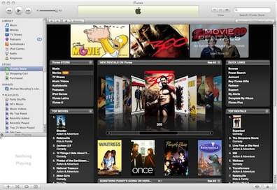 Do Apple and the Hollywood studios think rentals could replace DVDs?