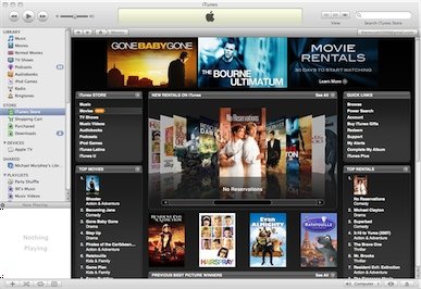 iTunes Rentals getting off to a slow start - is this a bad sign?
