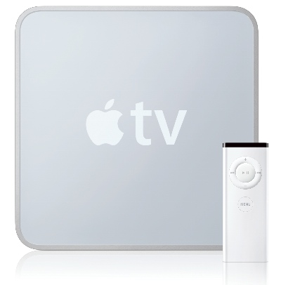 Apple releases minor AppleTV upate