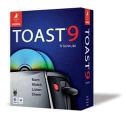 Download toast titanium 9 for mac free version
