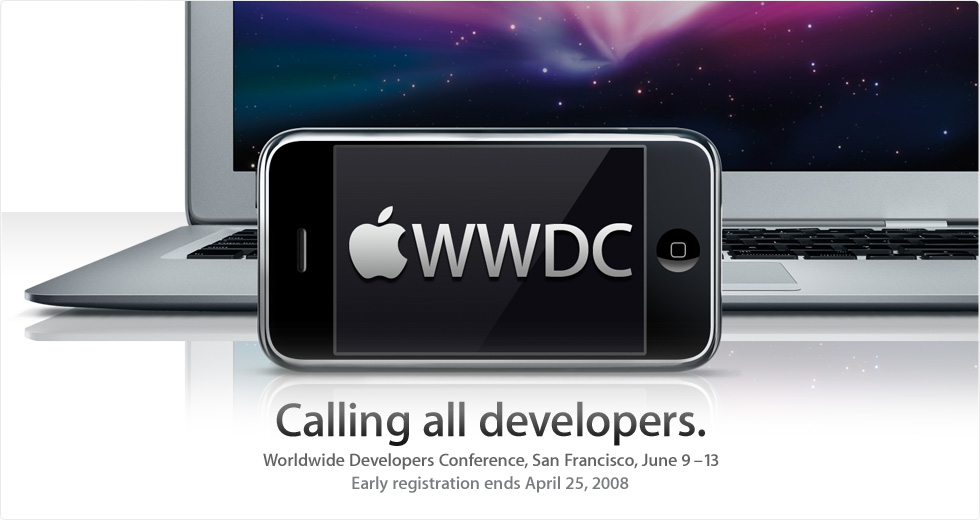 New WWDC image makes Conference focus clear