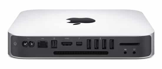 Updated Mac Mini
