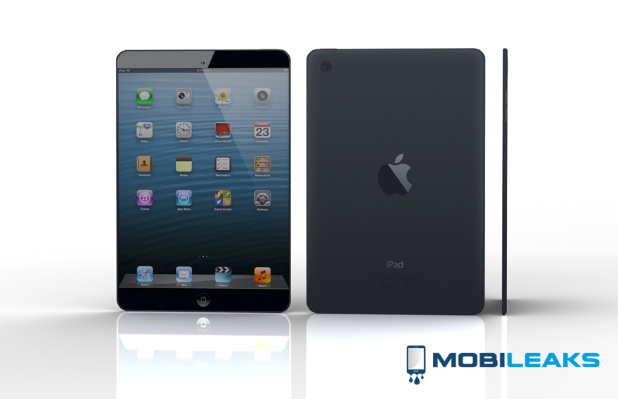 iPad Mini 2 Leaked!