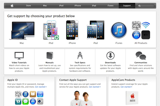 appledotcom-supportdbase