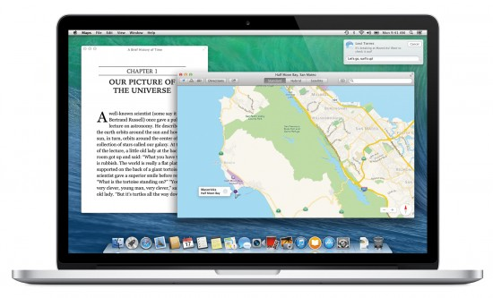 wwdc os x mavericks