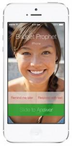 iOS 7 screenshots phone