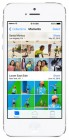 iOS 7 screenshots photo gallery