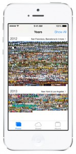 iOS 7 Photo Gallery