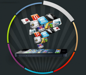 Expensive iPhone Apps  Infographic    Top Apps