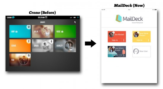MailDeck screenshot