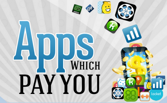 Apps Which Pay You