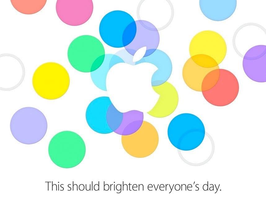 apple event infitation invite 2013 iphone
