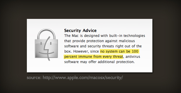 Apple Mac Antivirus Scan