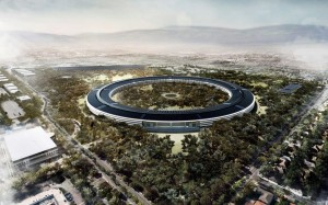 apple campus 2 mothership headquarters hq