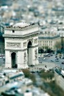 arc de triomphe iphone 5s 5c wallpaper parallax tilt shift