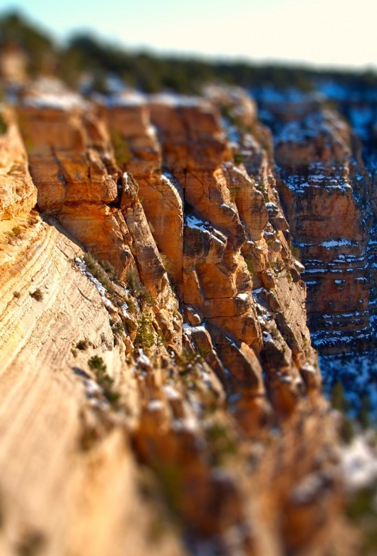 grand canyon iphone 5s 5c wallpaper parallax tilt shift