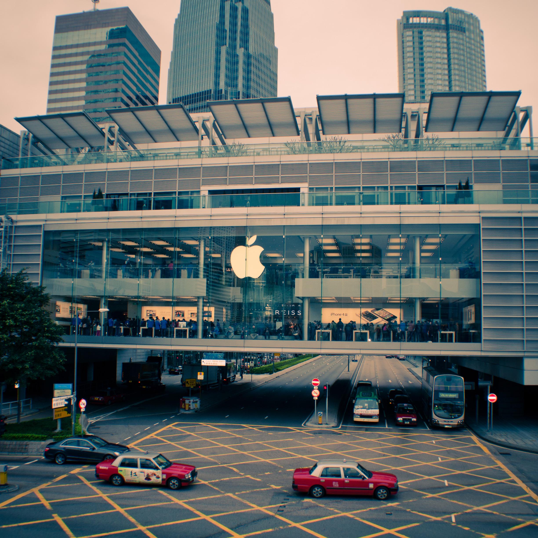 10 Stunning Apple Stores as iPad Wallpaper Apple Gazette