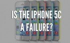 iPhone 5C a failure