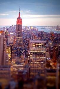 new york city iphone 5s 5c wallpaper parallax tilt shift